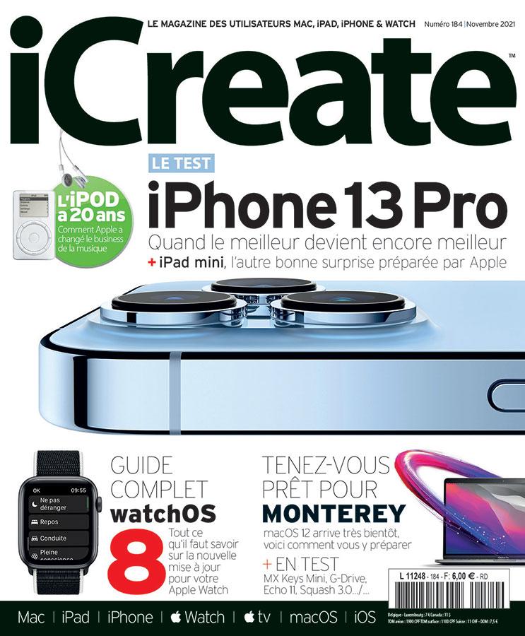 iCreate 184